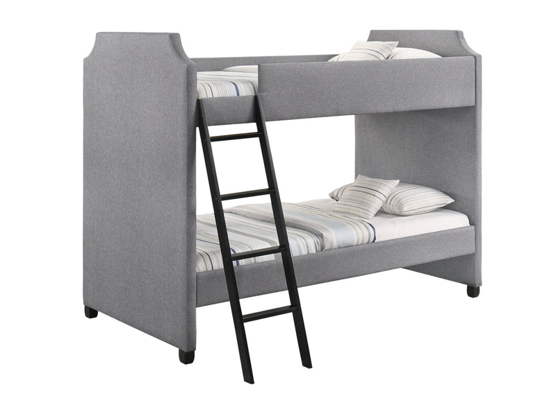 Lily Bunk Bed - Grey