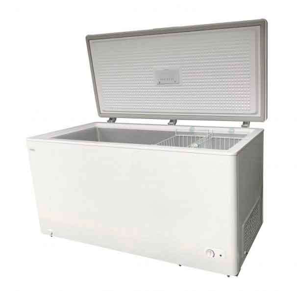 Image of Danby White Manual Defrost Chest Freezer (14.5 Cu.Ft.) - DCF145A3WDB