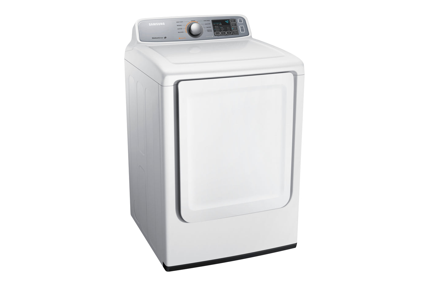 Samsung White Electric Dryer (7 4 Cu Ft) - DV45H7000EW