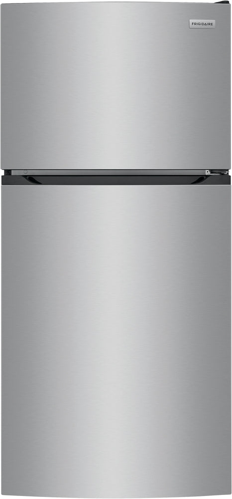 Frigidaire Brushed Steel Top-Freezer Refrigerator (13.9 Cu. Ft.) - FFHT1425VV