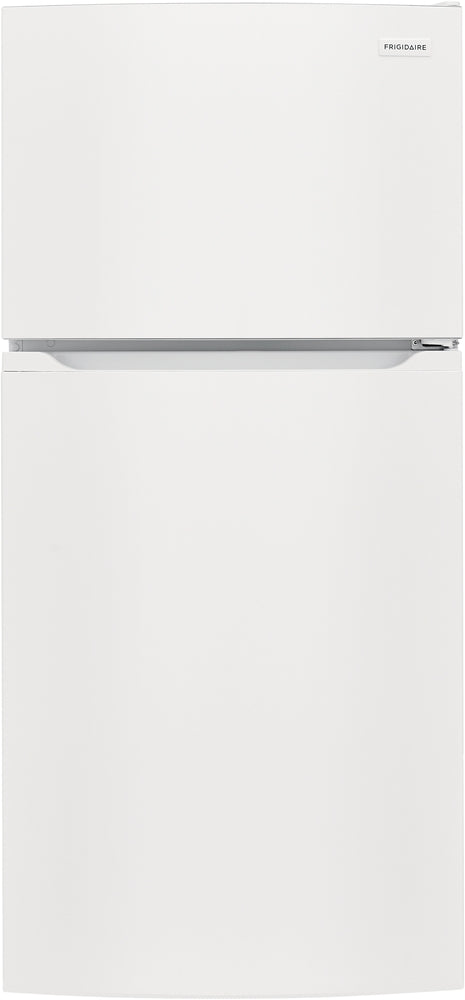 Frigidaire White Top-Freezer Refrigerator (13.9 Cu. Ft.) - FFHT1425VW