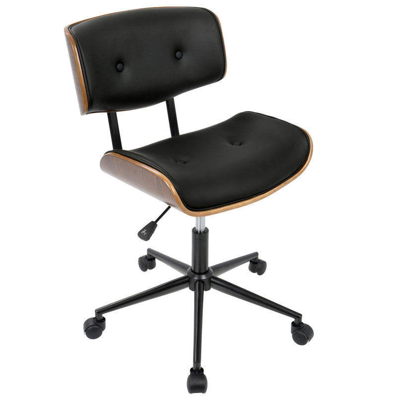 Lombardi Office Chair - Black