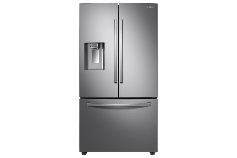 "Samsung Stainess Steel 36"" Wide French Door Refrigerator (28 cu. Ft.) - RF28R6201SR/AA"