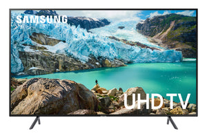 "SAMSUNG 50"" 4K HDR SMART 120MR LED TV - UN50RU7100FXZC"