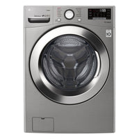 LG Appliances Graphite Steel Front-Load Steam Washer (5.2 Cu. Ft.) - WM3700HVA