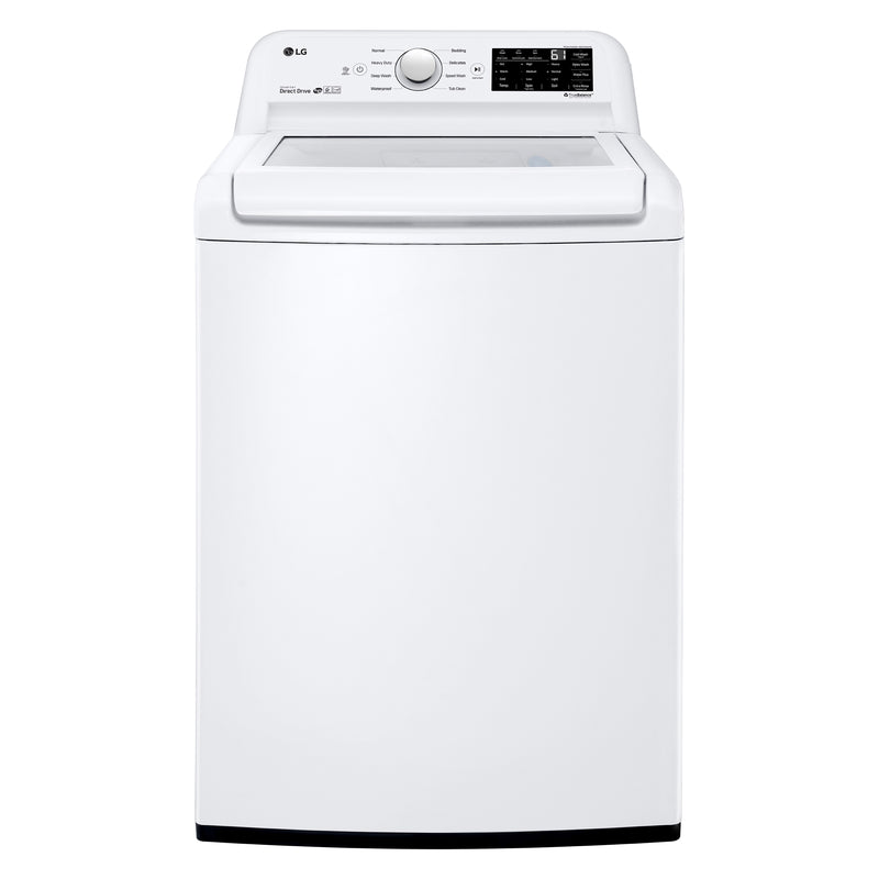 LG Appliances White Top-Load Washer (5.2 Cu. Ft.) - WT7100CW