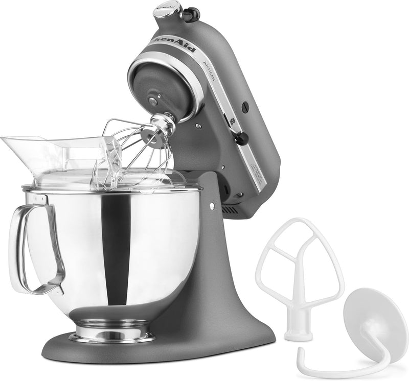 KitchenAid Grey 5-Quart Tilt-Head Stand Mixer - KSM150PSGR