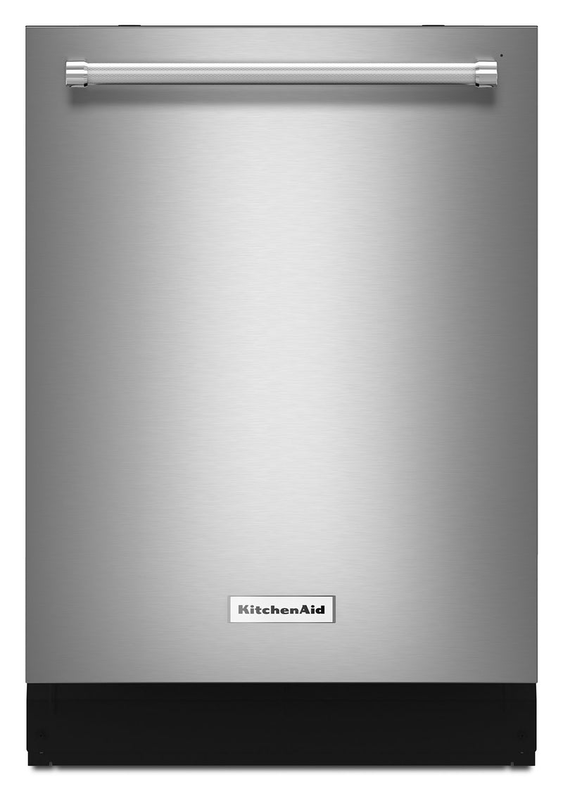 "KitchenAid Stainless Steel 24"" Dishwasher - KDTE234GPS"
