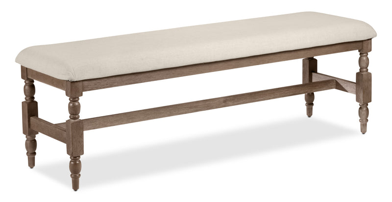 Nevada Bench - Beige