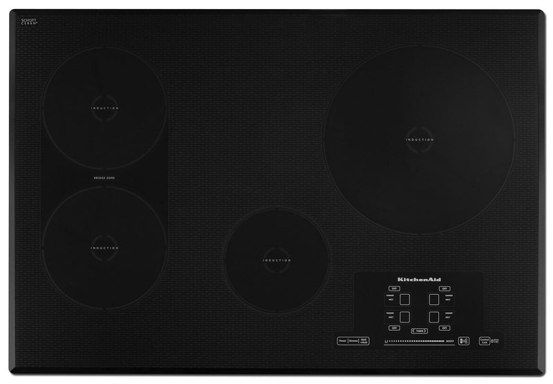 KitchenAid Induction Cooktop KICU509XBL