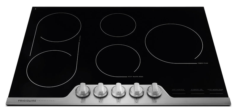 Frigidaire Professional Electric Cooktop - FPEC3077RF