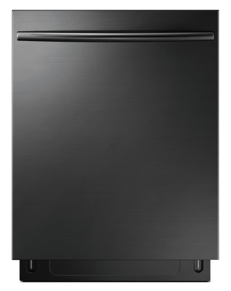 "Samsung Black Stainless Steel 24"" Dishwasher -	DW80K7050UG/AC"