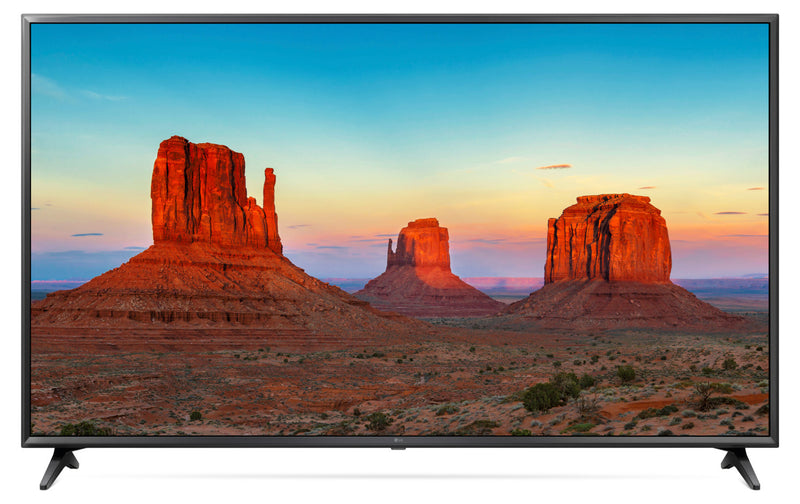 "LG 65"" 4K HDR 120 TM LED TV - 65UK6300"