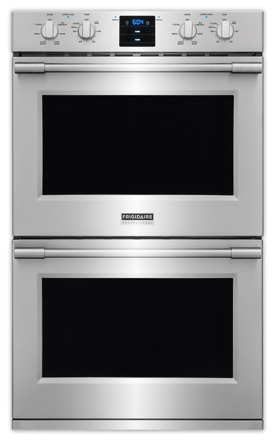 Frigidaire Professional Stainless Steel Convection Double