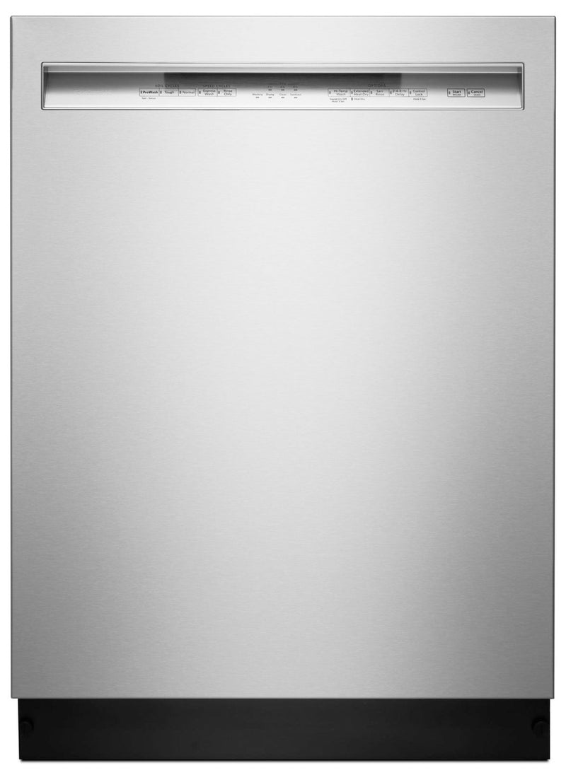 "KitchenAid Premium Stainless Steel 24"" Dishwasher - KDFE104HPS"