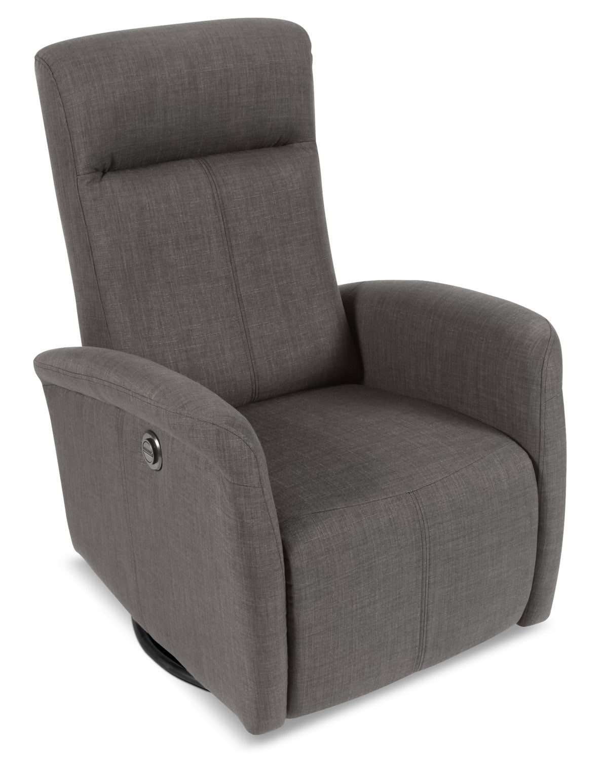 Swell Kelsey Swivel Power Glider Recliner Charcoal Alphanode Cool Chair Designs And Ideas Alphanodeonline