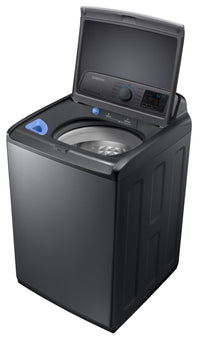 Samsung Platinum Top Load Washer 5 8 Cu Ft Iec