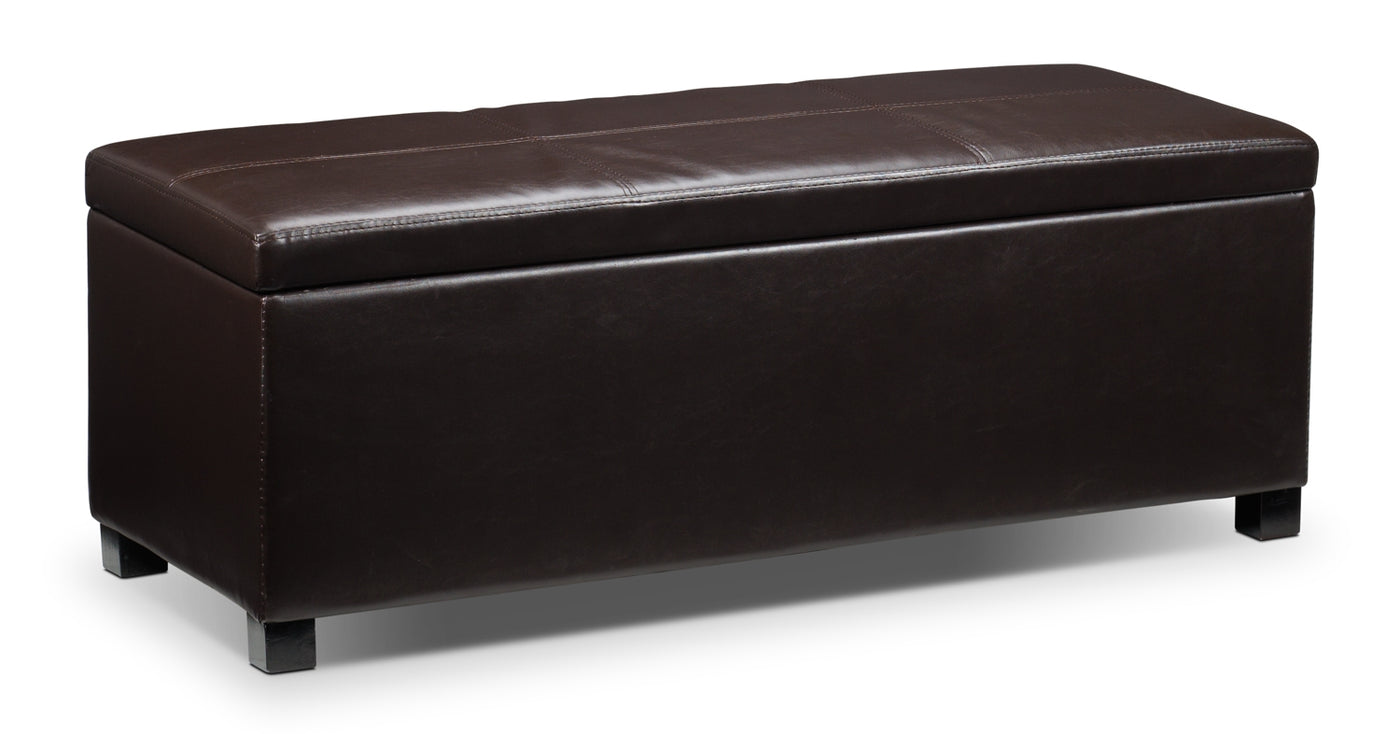 Groovy Paloma 3 Piece Ottoman Chocolate Andrewgaddart Wooden Chair Designs For Living Room Andrewgaddartcom