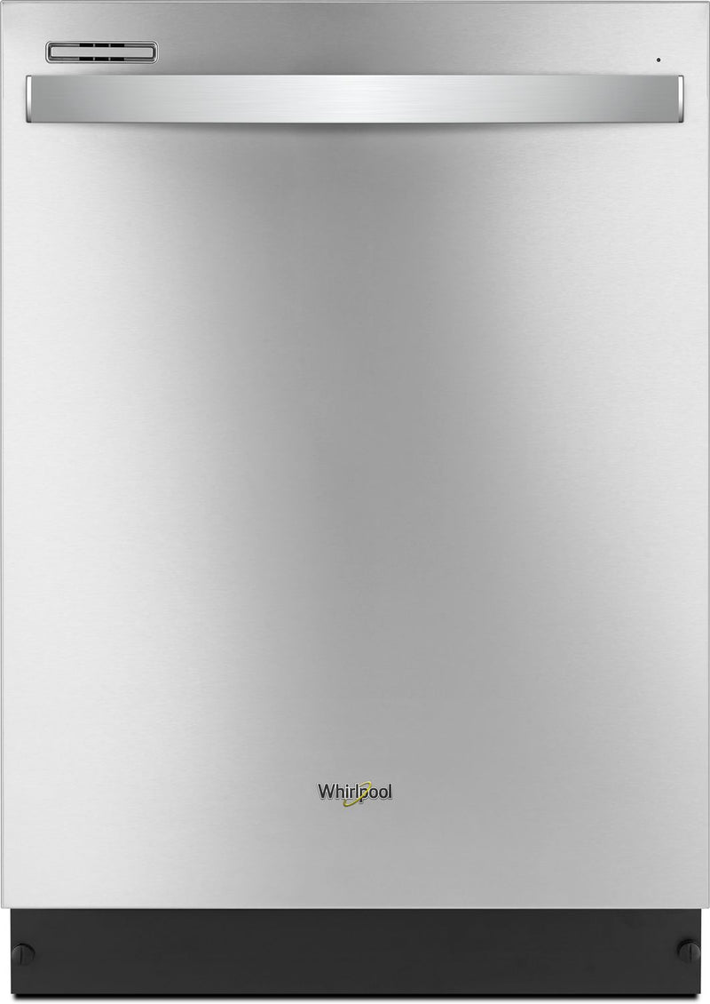 "Whirlpool Stainless Steel 24"" Dishwasher - WDT710PAHZ"