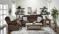 Alabama Recliner - Deep Brown