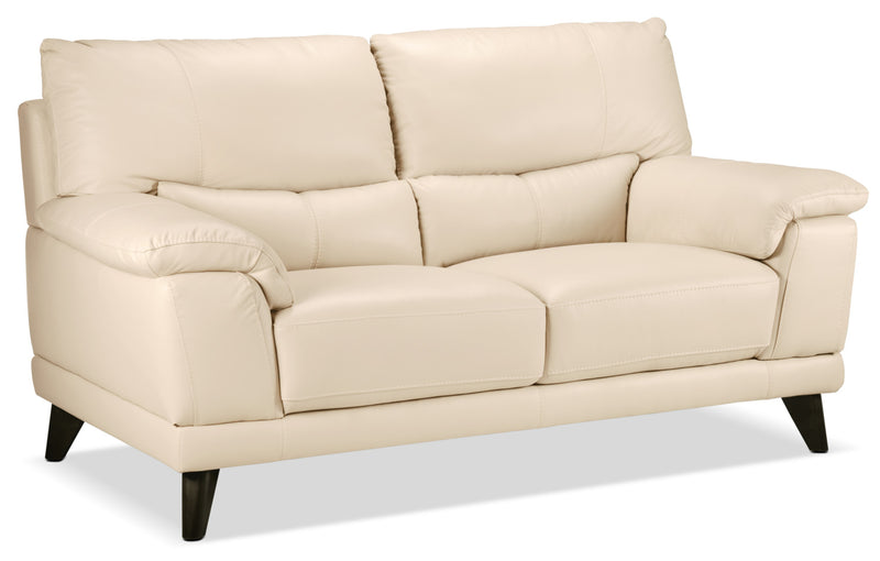 Braylon Loveseat - Bisque