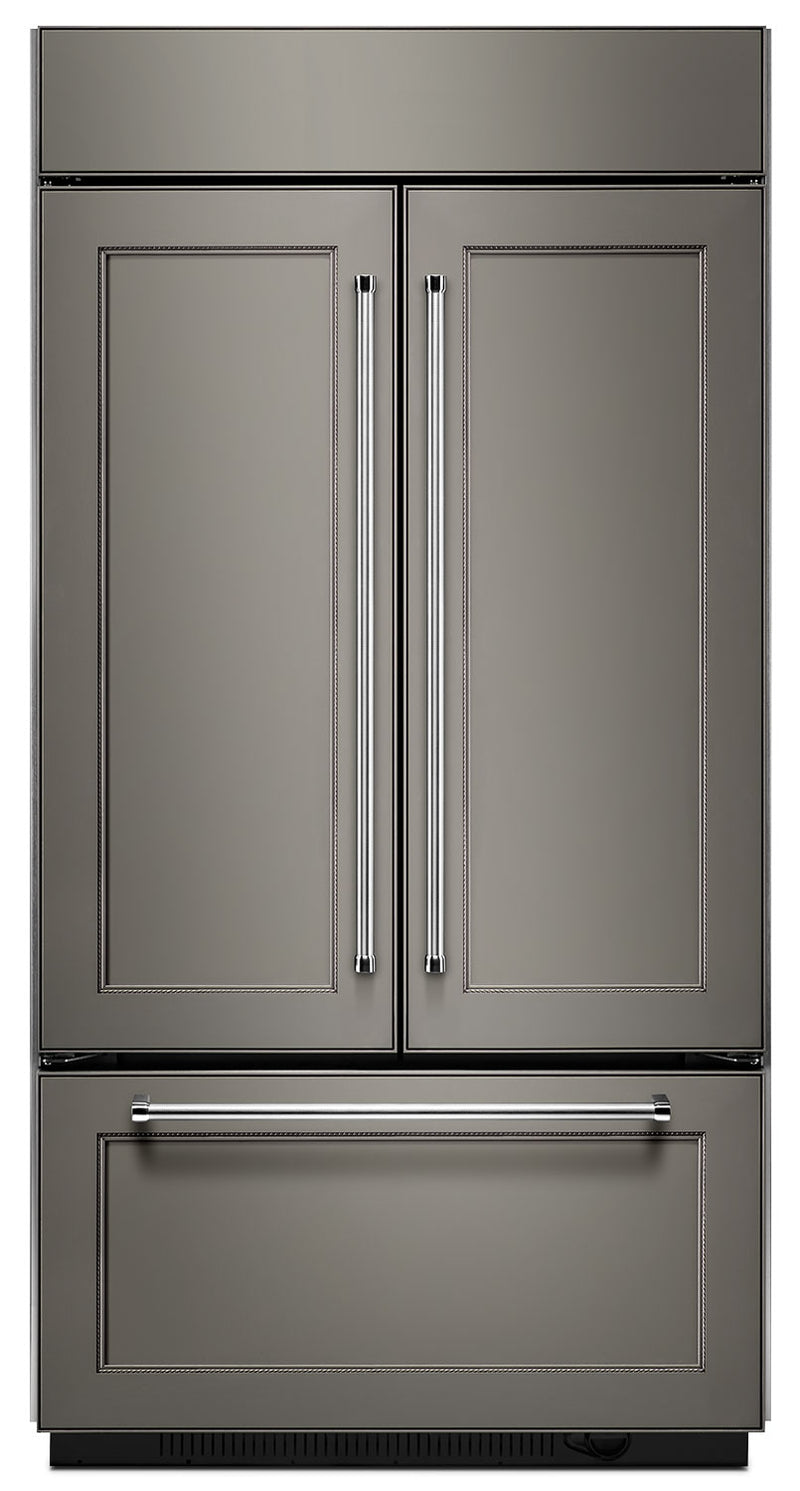 KitchenAid Custom Panel-Ready Refrigerator (24.2 Cu. Ft.) KBFN502EPA