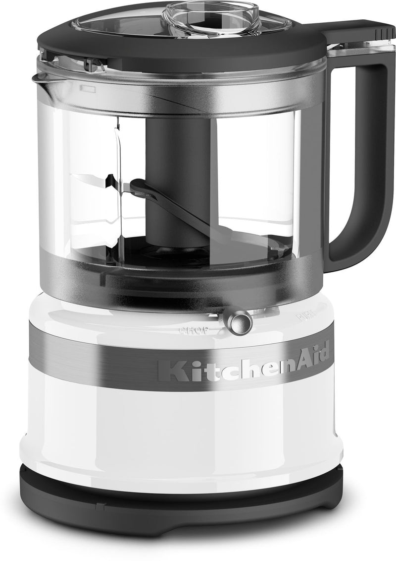 KitchenAid White 3.5-Cup Mini Food Processor - KFC3516WH
