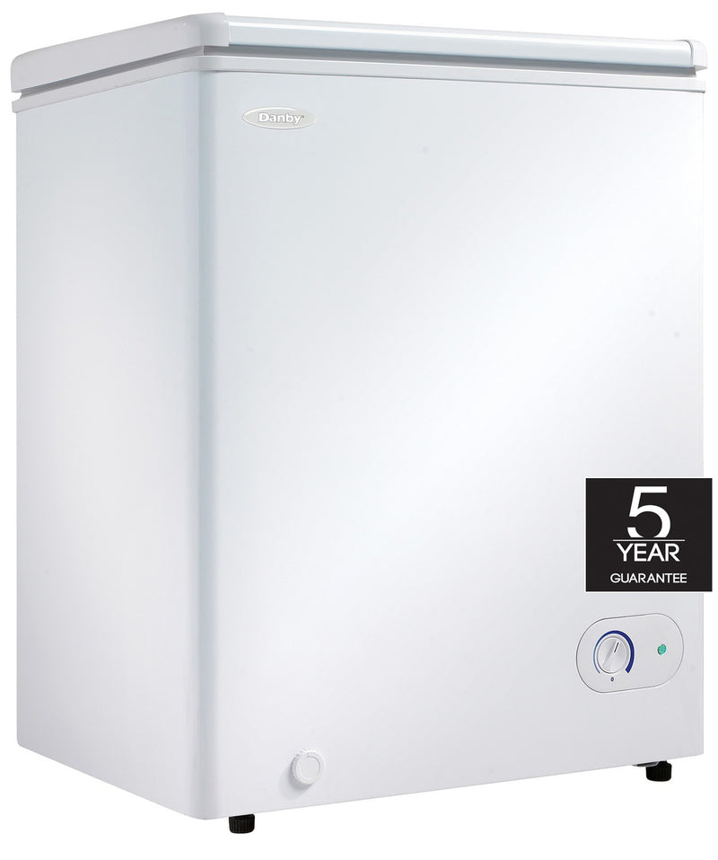 Danby White Chest Freezer (3.8 Cu. Ft.) - DCF038A3WDB