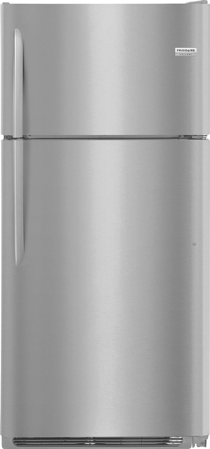 Frigidaire Gallery Stainless Steel Top-Freezer Refrigerator (18 Cu. Ft.) - FGTR1837TF