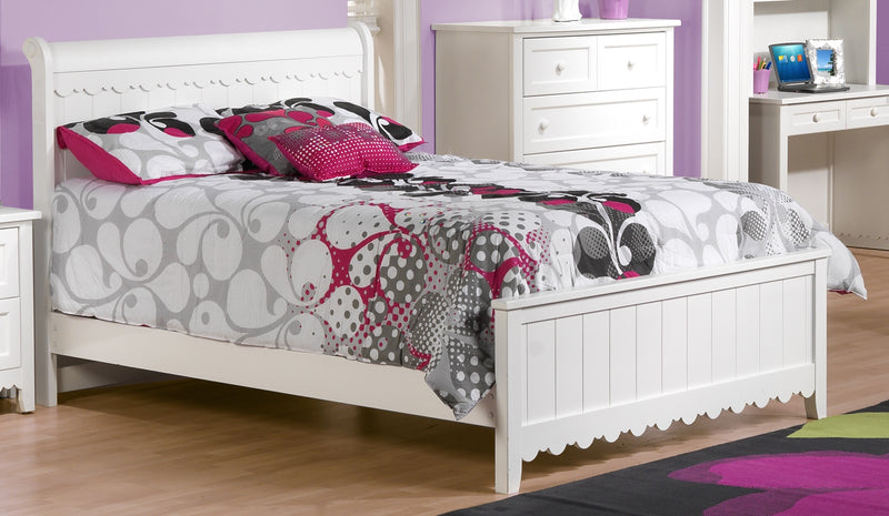 Sweetdreams Full Bed - White