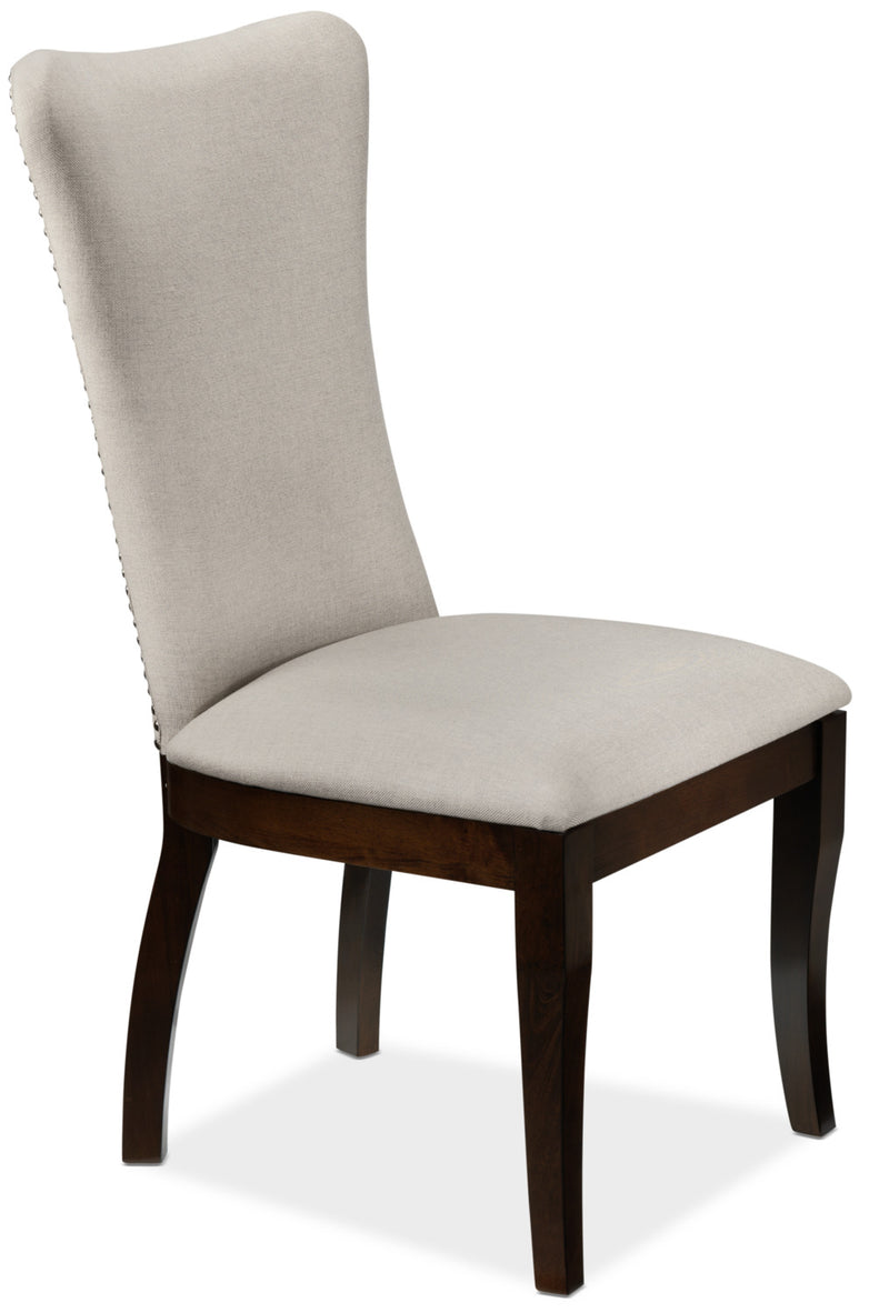 Rosario Side Chair - Beige