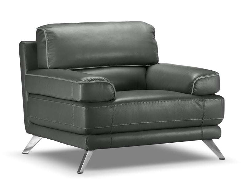 Sutton Chair - Charcoal Grey