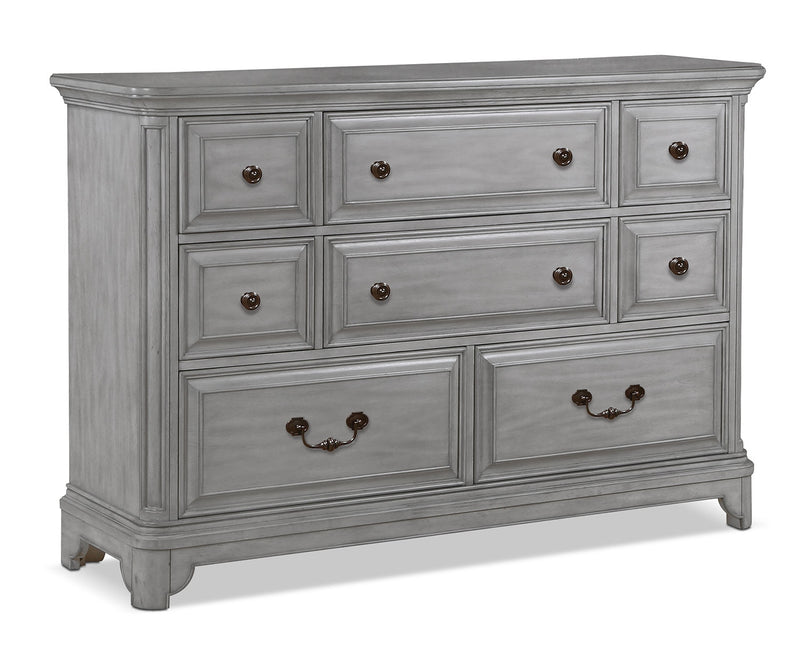 Tressa Dresser - Weathered White