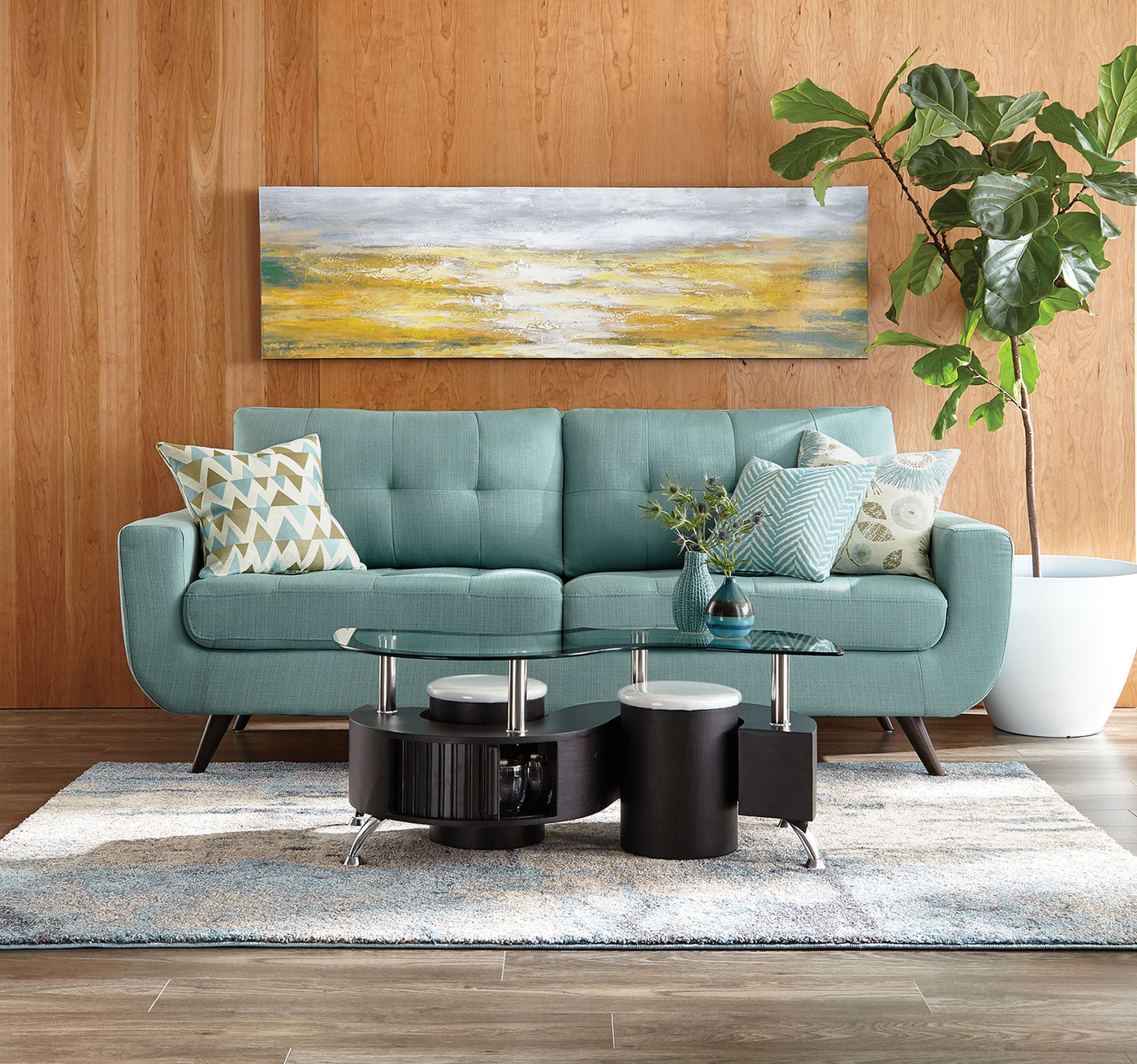 Superb Julian Sofa Teal Gmtry Best Dining Table And Chair Ideas Images Gmtryco