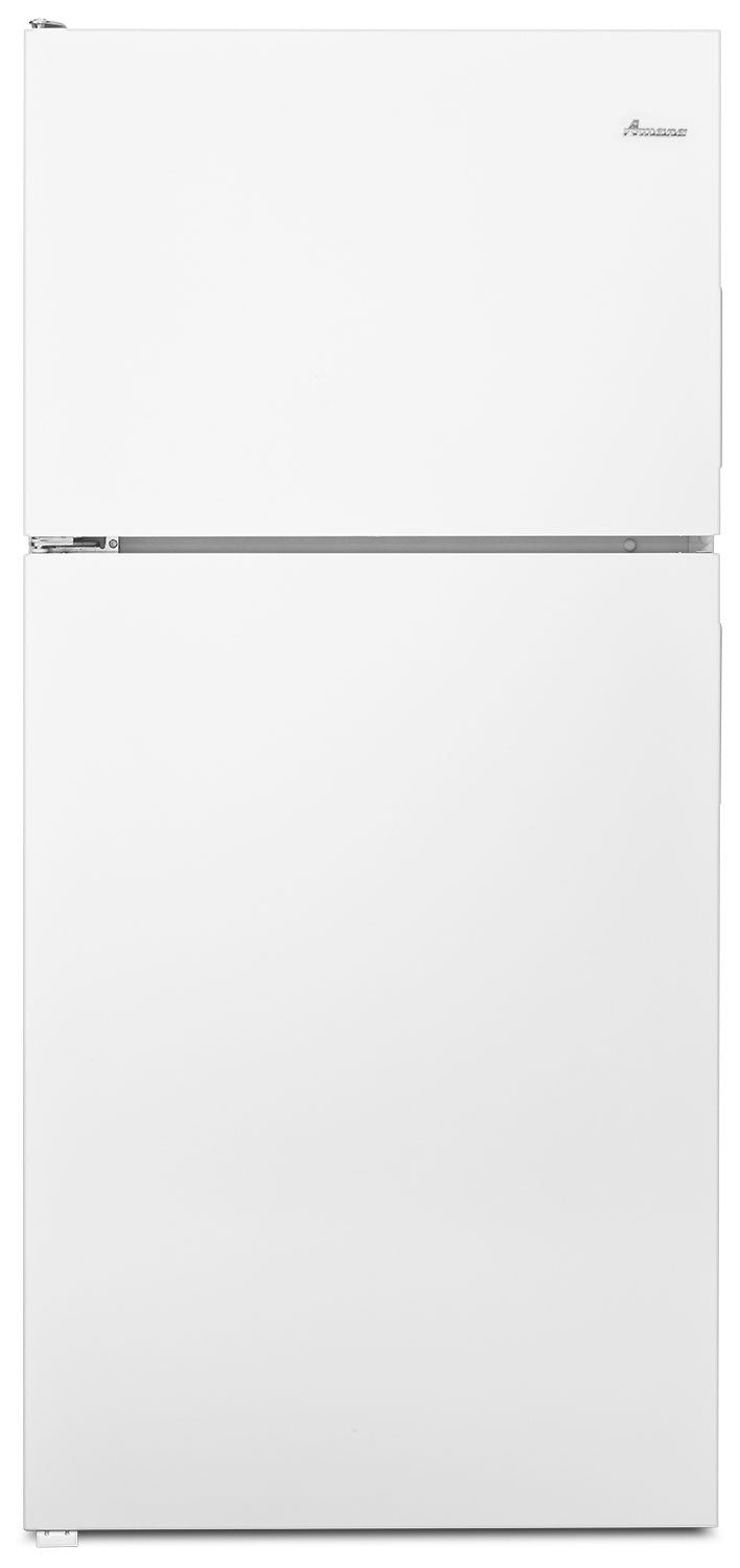Amana White Top-Freezer Refrigerator (18.15 Cu. Ft.) - ART318FFDW