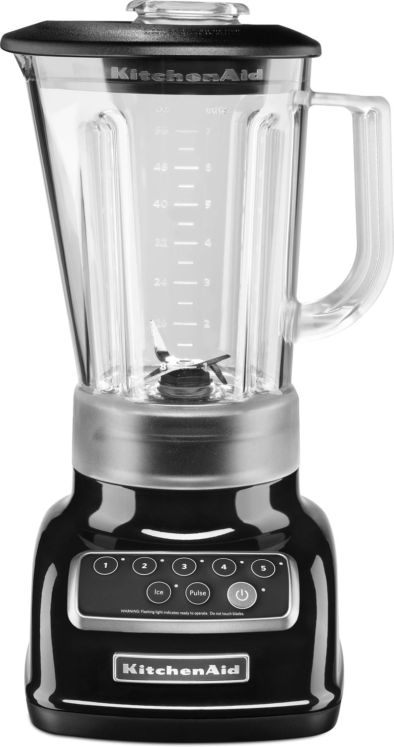 KitchenAid Onyx Black 5-Speed Classic Blender (56 oz.) - KSB1570OB