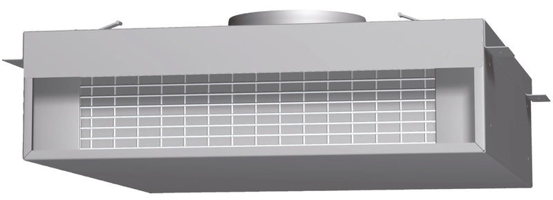 Bosch Grey Downdraft Recirculation Module - DHDRM36UC