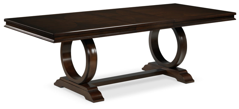 Rosario Dining Table - Cherry