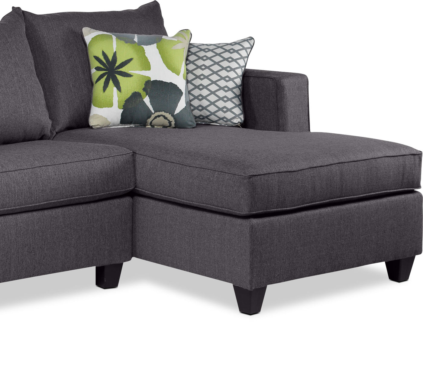 Halley 2-Piece Full Sofa Bed Sectional With Right-Facing