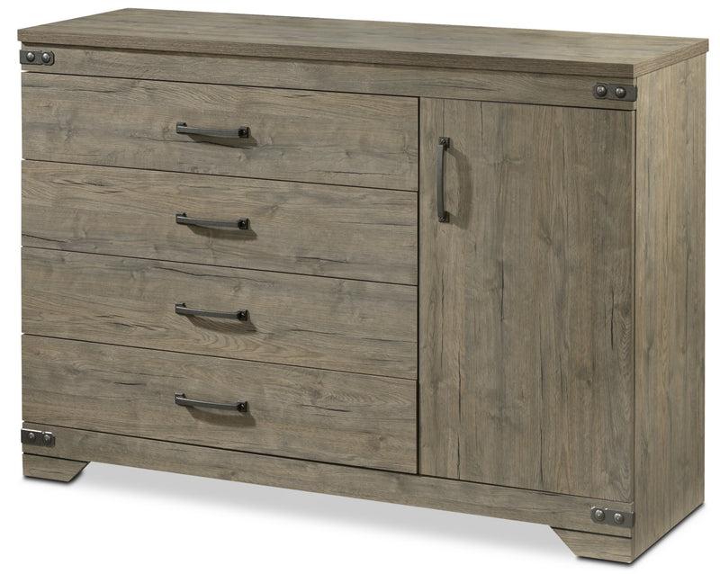 Gramado Dresser - Weathered Oak