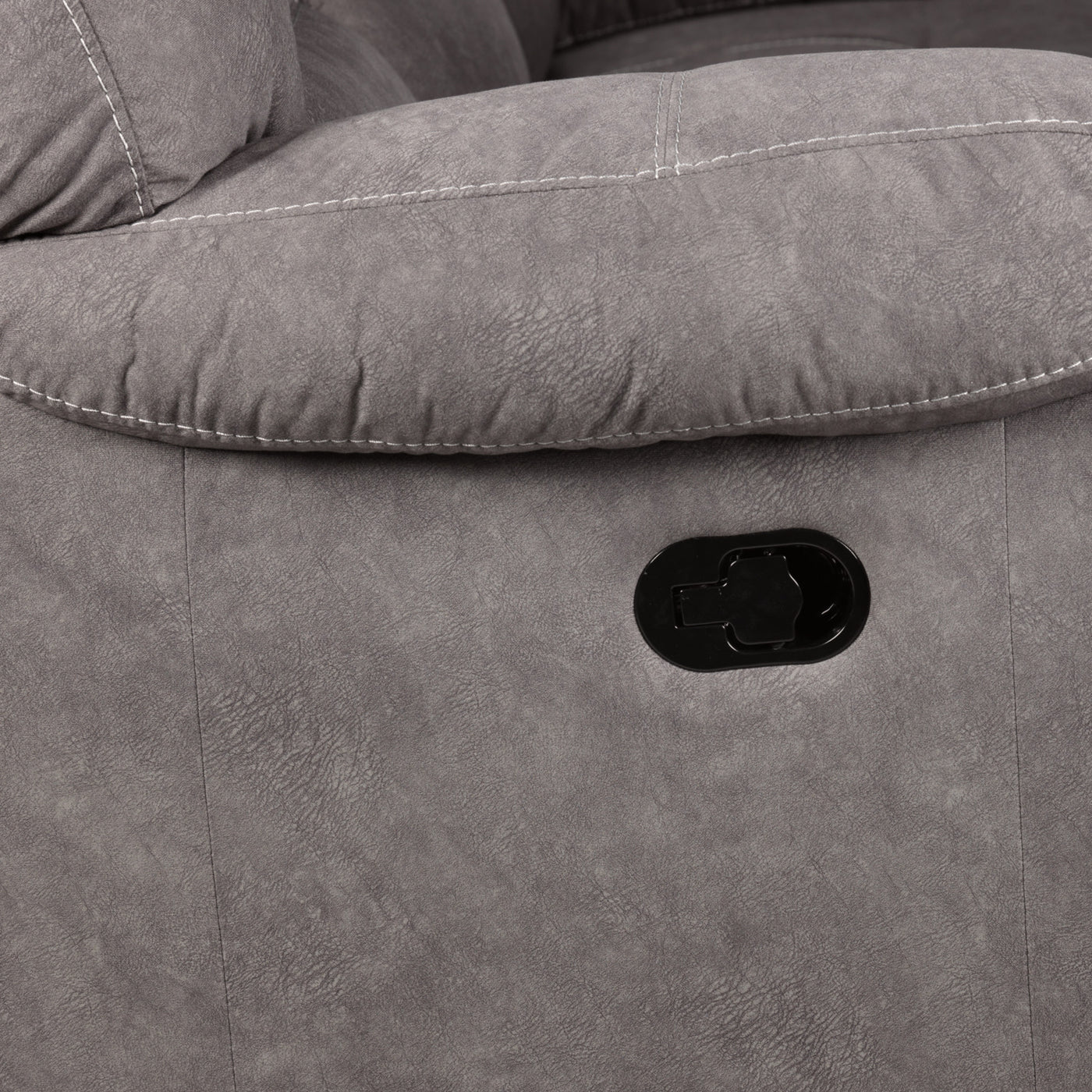 Surprising Peyton Reclining Loveseat Grey Ocoug Best Dining Table And Chair Ideas Images Ocougorg