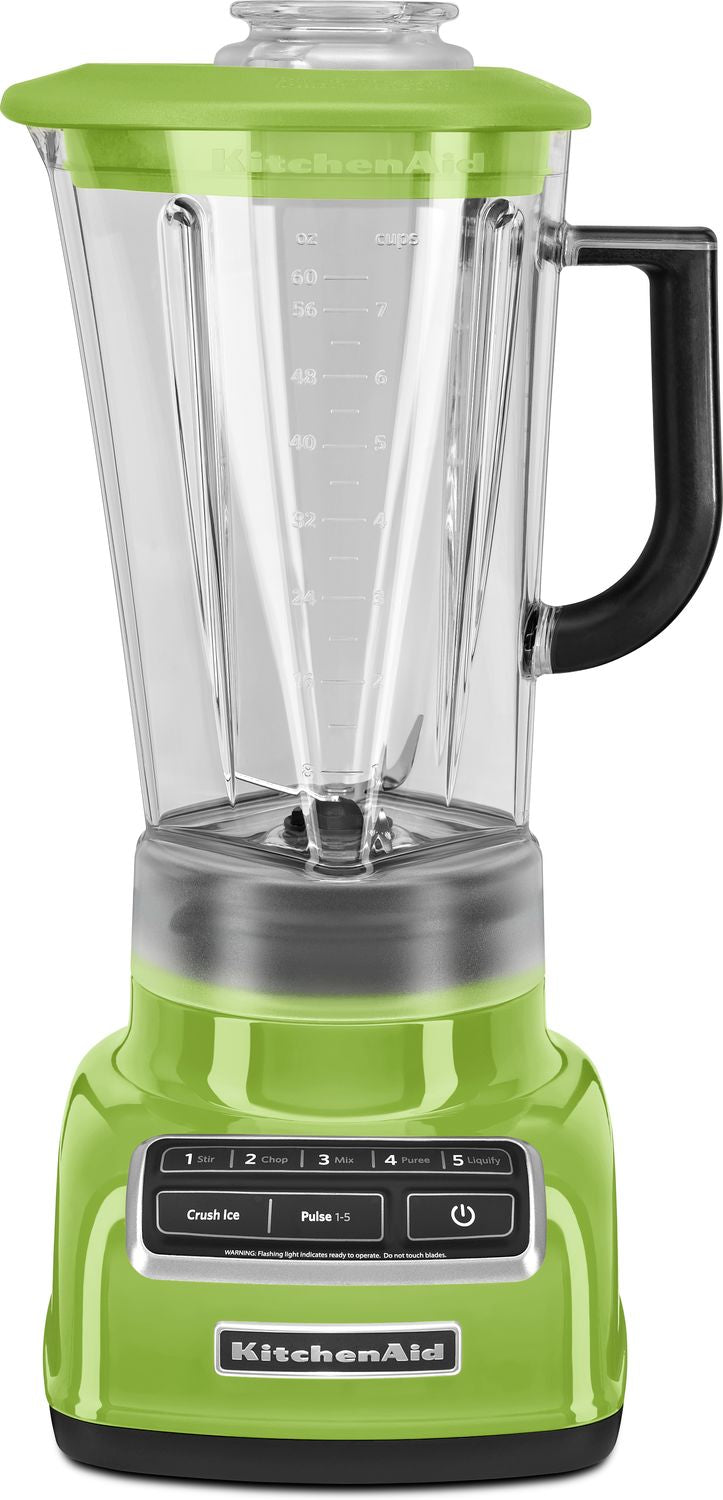 KitchenAid Green Apple 5-Speed Diamond Blender (60 oz.) - KSB1575GA