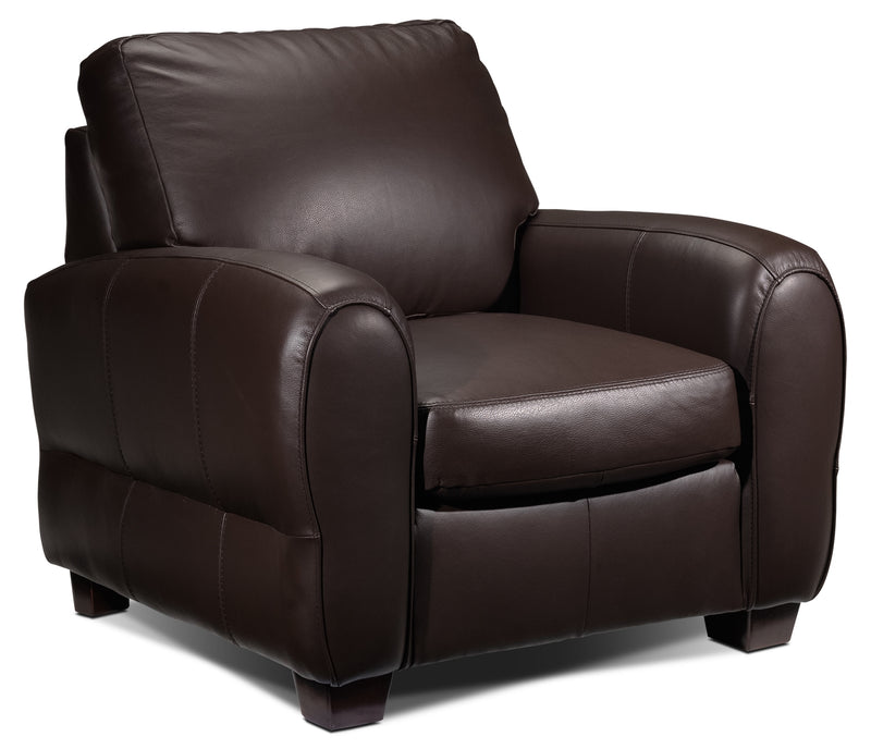 Sheldon Chair - Chocolate