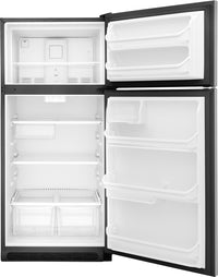 Frigidaire Stainless Steel Top-Freezer Refrigerator (18 Cu. Ft.) - FFTR1821TS