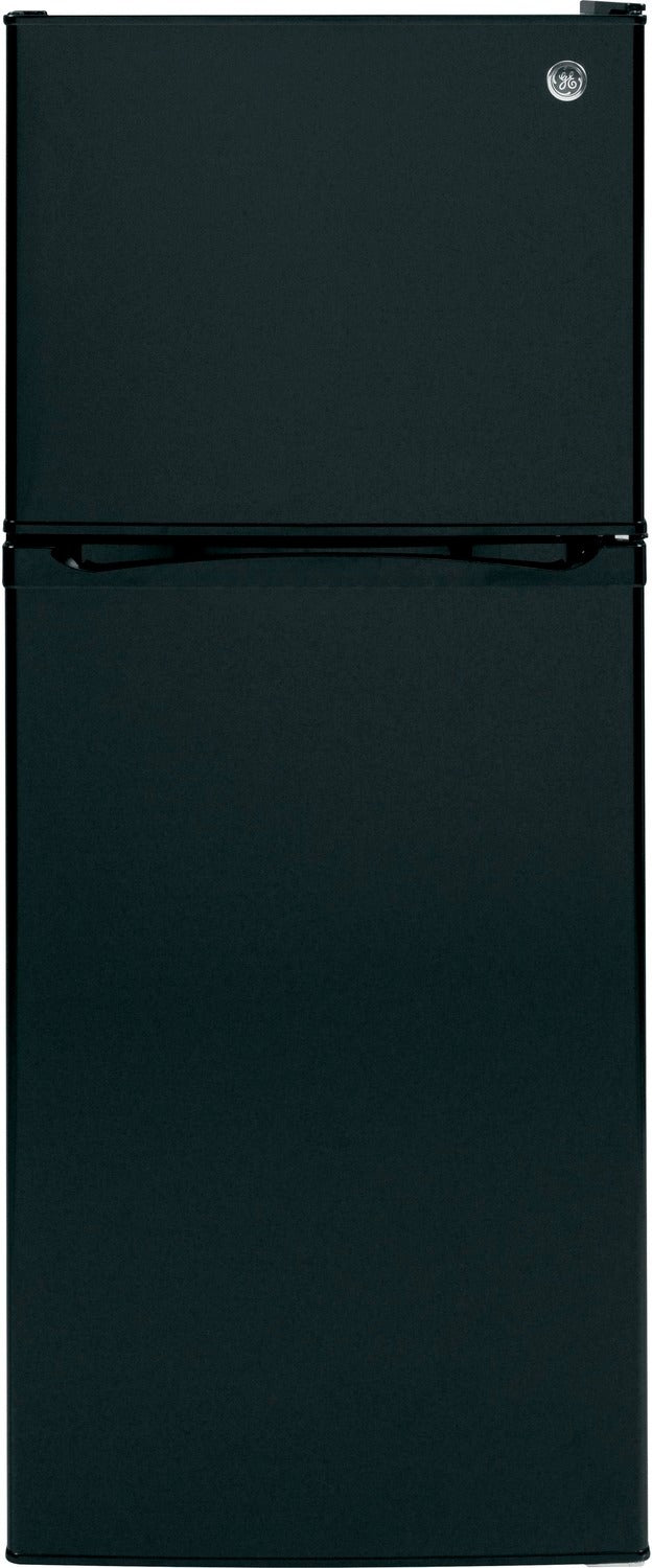GE Black Top-Freezer Refrigerator (11.55 Cu. Ft.) - GPE12FGKBB