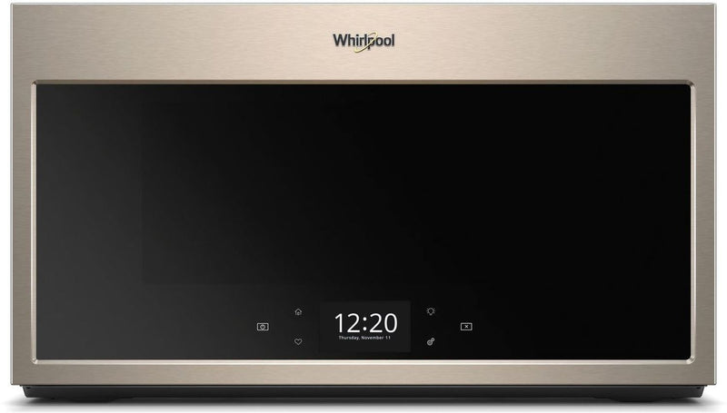 Whirlpool Sunset Bronze Over-the-Range Convection Microwave (1.9 Cu. Ft.) - YWMHA9019HN