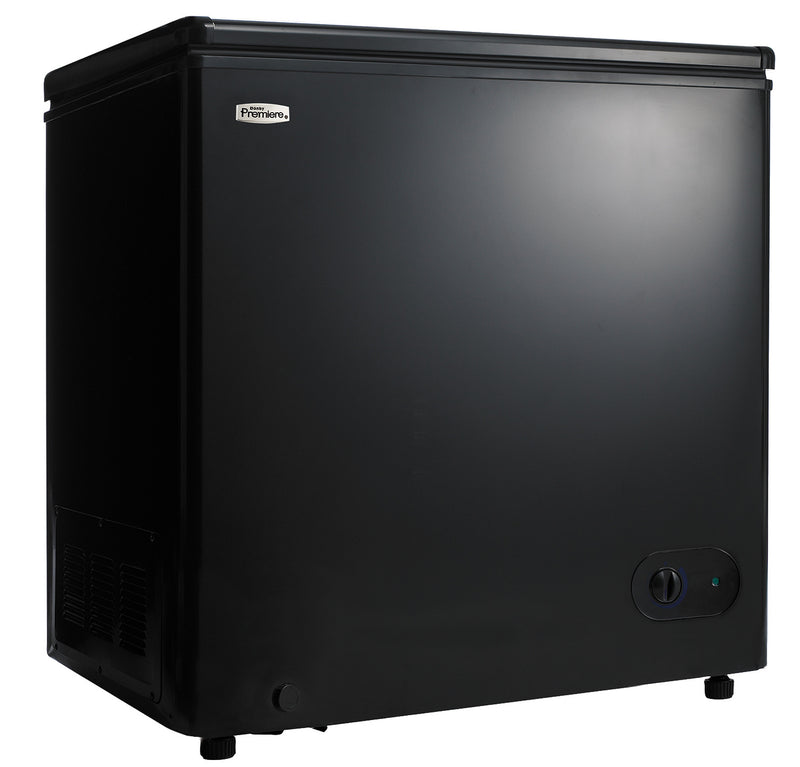 Danby Black Chest Freezer (5.5 Cu. Ft.) - DCF055A2BP