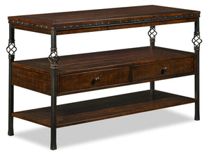 Sterling Sofa Table - Walnut