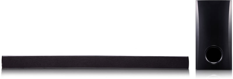 LG 2.1-Ch. 100W Sound Bar with Wireless Subwoofer - SH2