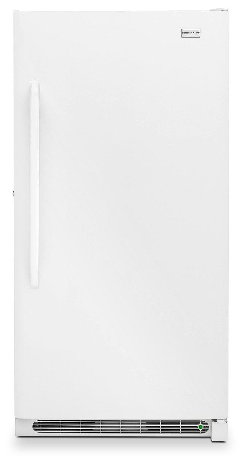 Frigidaire White Upright Freezer (16.6 Cu. Ft.) - FFFH17F4QW